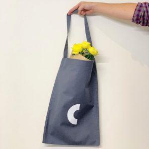 CHICオリジナルの FLOWER BAG を作りました(2020.10.02)