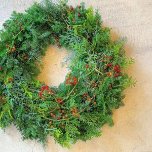 クリスマスのオーダーご希望の方はお早めにお問合せください(2020.11.23)