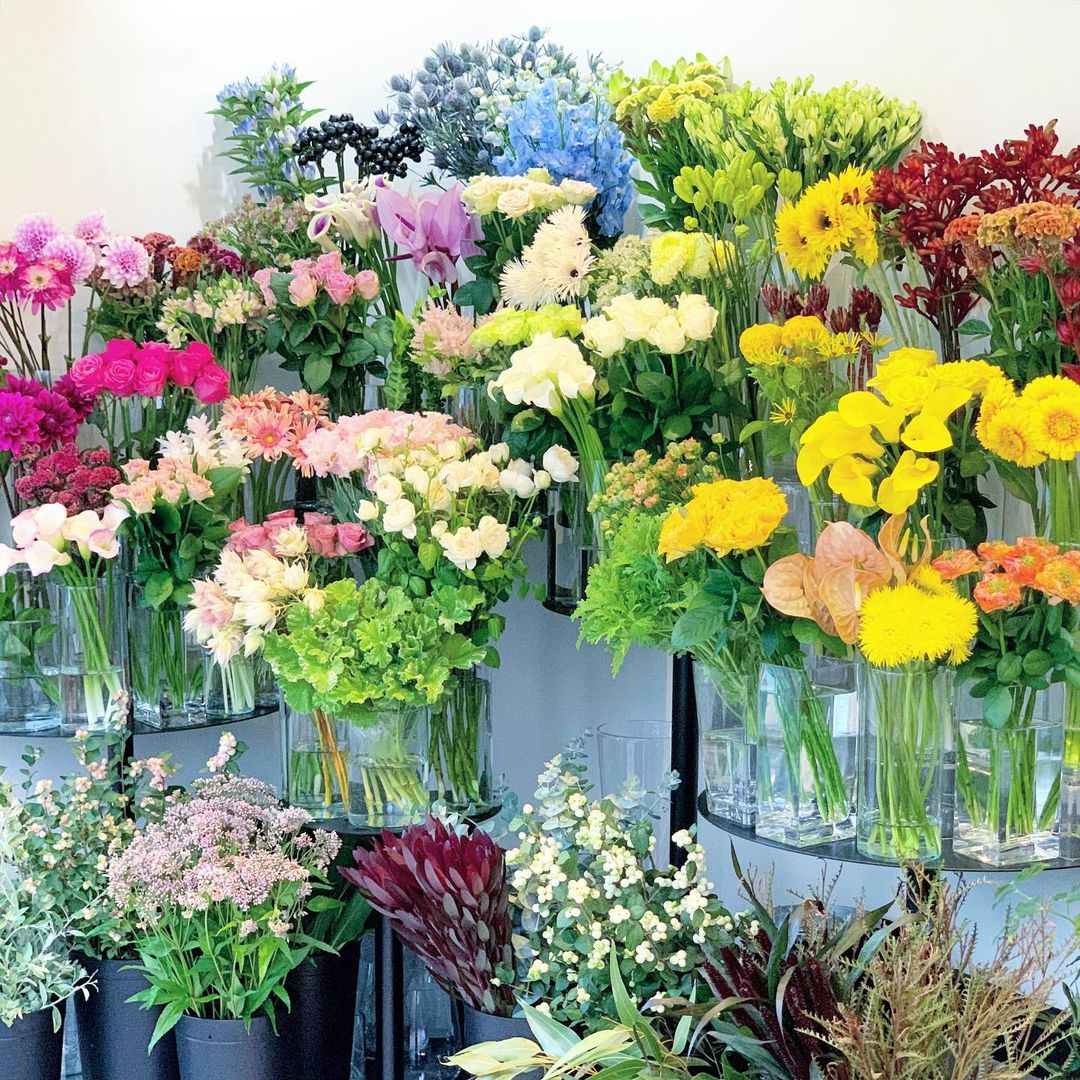 お花は少しずつ秋の装いへ(2021.09.04)